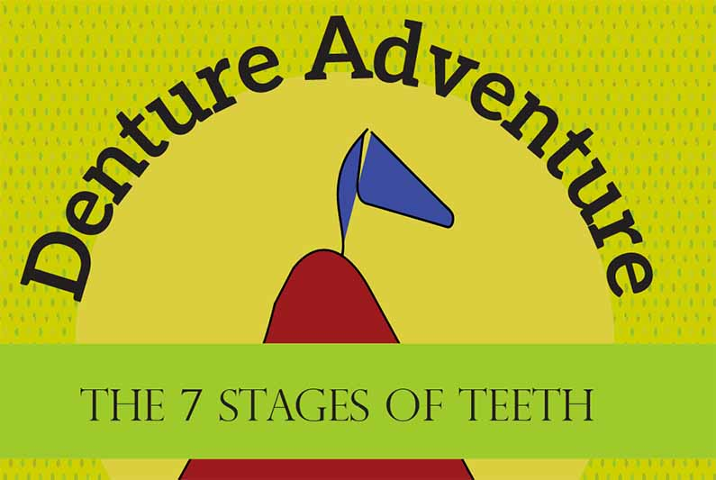 7 Stages of Teeth: Dentures Demystified – A Book Review