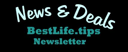 Bestlife.Tips newsletter