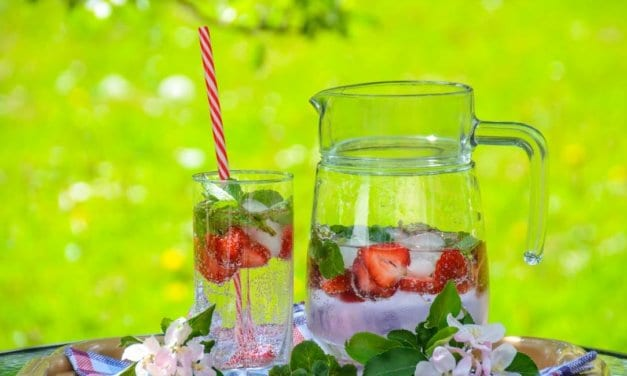 Water Infusions – Stay Hydrated, Stay Healthy with 30+ Easy Flavor Combinations